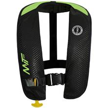 Mustang Surival M.I.T 100 Manual Activation PFD, Black/Green