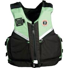 Mustang Survival Oasis Paddling PFD, Green/Black