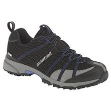 Montrail Mountain Masochist II Outdry Shoes for Men - Black/Blue Chip