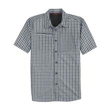 The North Face Curbar Plaid Shirt with Short Sleeves for Men