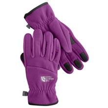 The North Face Denali Gloves for Girls