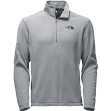 The North Face TKA 100 Microvelour Glacier 1/4 Zip