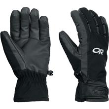 Outdoor Research ExtraVert Gloves for Women - Black/Charcoal
