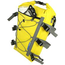 OverBoard Waterproof 20 Liter Kayak Deck Bag, Yellow