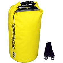 OverBoard Waterproof Dry Tube Bag, 20 Liters (1,200 cu in)
