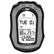 Pyle Sports Digital Weather Station, Black