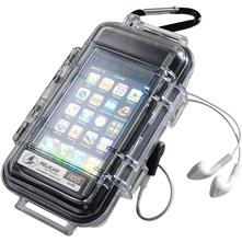 Pelican i1015 Case for iPhone & iPod Touch Clear/Black