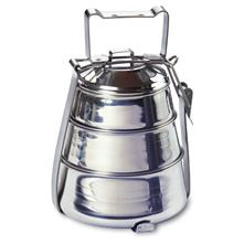 Rome 3-Tier Belly Tiffin Food Carrier
