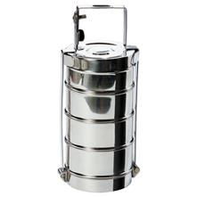 Rome 4-Tier Round Tiffin Food Carrier