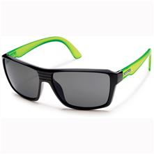 Suncloud Colfax Polarized Optics, Black-Green Frame/Gray Lens