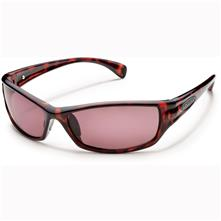 Suncloud Hook Polarized Optics, Tortoise Frame/Rose Lens