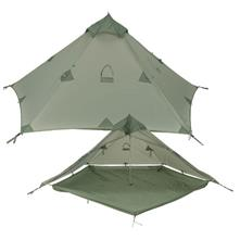 Sierra Designs Origami 4 Ultralight Four-person, 3-Season Tarp image
