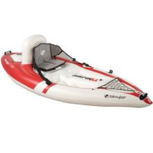Sevylor Quikpak K1 Coverless Sit-On-Top 1 Person Kayak