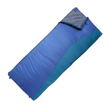 Slumberjack Telluride 30F Synthetic-filled Rectangular Sleeping Bag - Short Size - Right Zipper - Last Years
