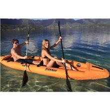 Solstice Trekker 2 Person Inflatable Kayak Kit