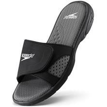 Speedo Deck Sport Slide Mens Sandals Black/Rock