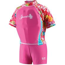 Speedo Kids UV Polywog Suit, Old Style