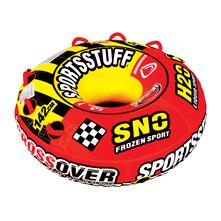 SportsStuff Super Crossover 2 Rider Snow Tube