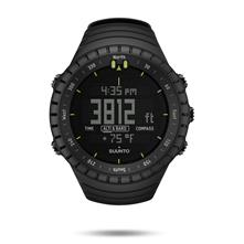 Suunto Core with Rotating Bezel - All Black Military