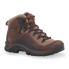 Timberland Belknap Leather and Fabric Hikers for Men - Dark Brown