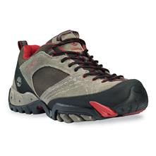 Timberland Pathrock Leather and Fabric Low Hiking Shoes for Men