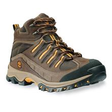 Timberland Trailwind 2.0 Leather and Fabric Mid Hiking Shoes for Men