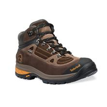 Timberland Washington Summit Series Leather and Fabric with Gore-Tex Membrane Mid Hiking Shoes for Men