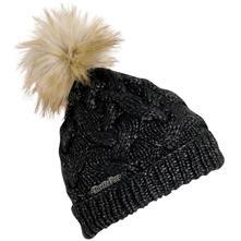 49e896c0f85 Turtle Fur Glamper Fleece Lined Pom Hat for Women