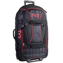 TYR Convoy Check In Wheel Bag