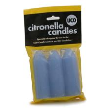 UCO Replacement Candles - Citronella (3 Pc.)