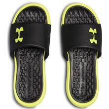 d1a0bb0b8eb3 Under Armour UA Playmaker Fixed Strap Surf Slides for Men