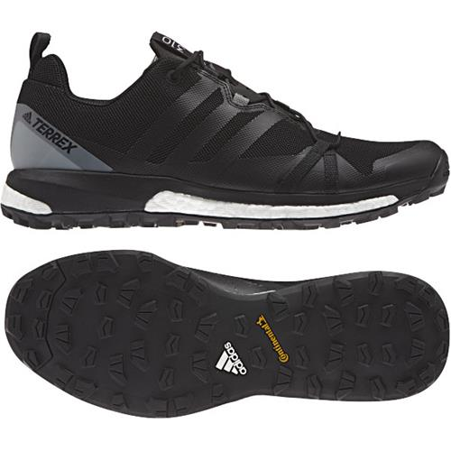 Adidas Men's Terrex Agravic All Terrain Trail Running Sneakers Shoes
