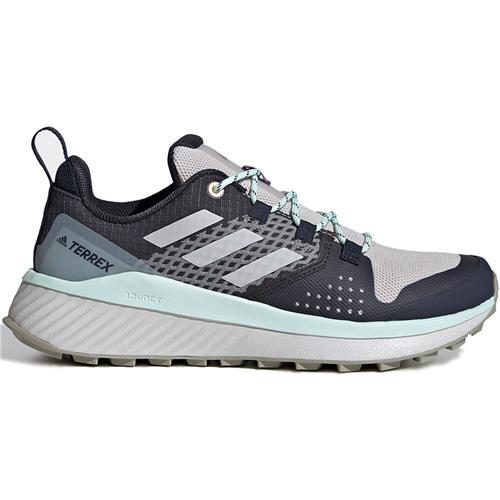 Adidas Terrex Folgian Hiker Hiking Shoes for Women Legend Ink/LGH Solid Grey/Dash Green