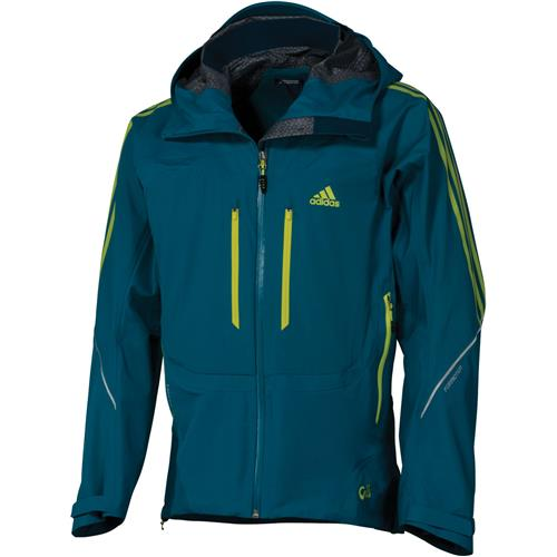 Adidas Terrex Skyclimb Jacket for Men Small Craft Emerald