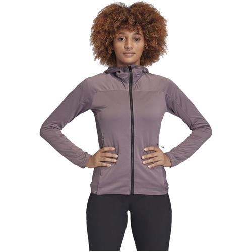 fluido Abandono Rudyard Kipling  Adidas Terrex Tracerocker Hooded Fleece Jacket for Women