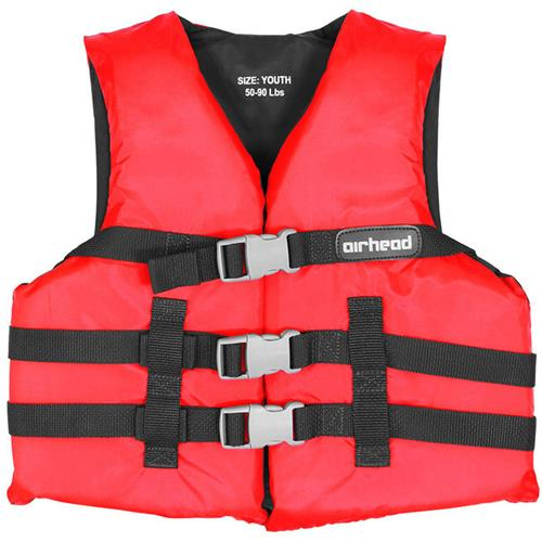 Airhead 10890 Youth Nylon PFD Open Side