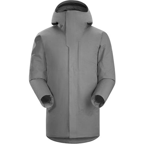 d81b369d47c Arc'teryx Therme Parka for Men Small Nighthawk