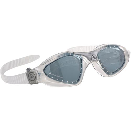 Aqua Sphere KAYENNE Men's Swim Goggles with Smoke Lens