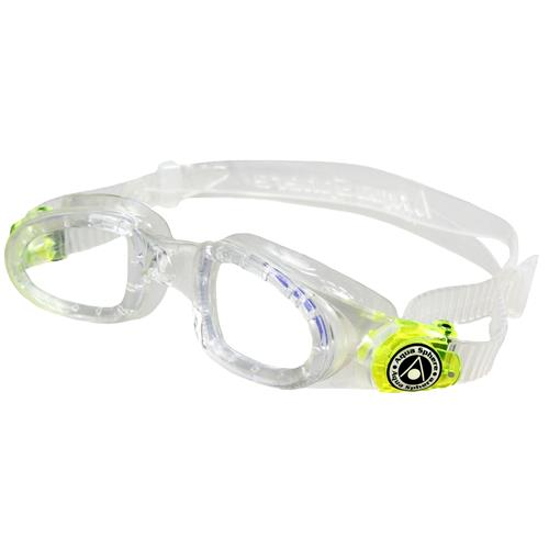 Aqua Sphere Moby Kid's Goggle Clear Lens (Small Size)