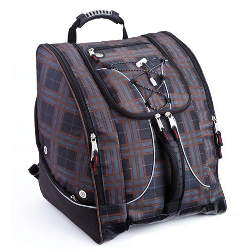 Athalon Everything Boot Bag Plaid