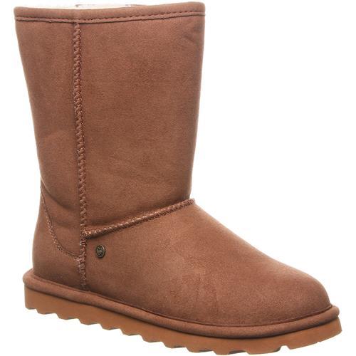 Bearpaw Elle Short Vegan Winter Boots