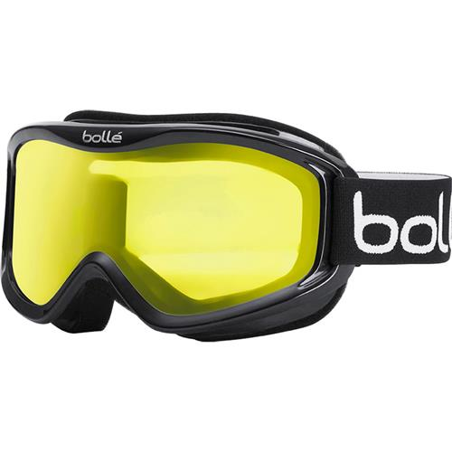 Bolle Mojo Ski Goggle Shiny Black/Lemon