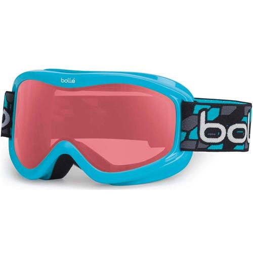 Bolle Volt Goggle for Kids Blue Geo/Vermillon