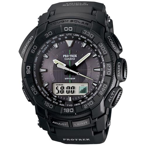 Casio Pro Trek Tough Solar Power Wa