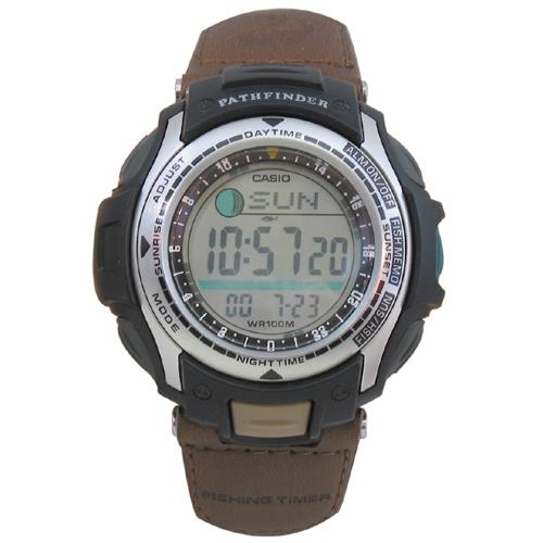 Casio Pathfinder Fishing Timer Watch