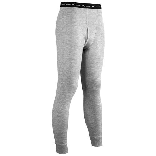 ColdPruf Platinum Bottom for Men 2X-Large Grey Heather