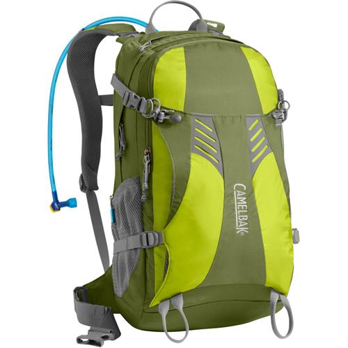 Camelbak Alpine Explorer 100 oz. Hydration Pack Bamboo/Sprout