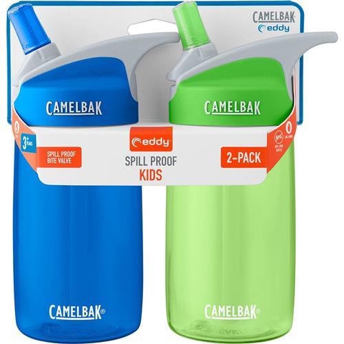 95e615de33 Camelbak Eddy Kids Bottles 4L, 2 Pack - SunnySports