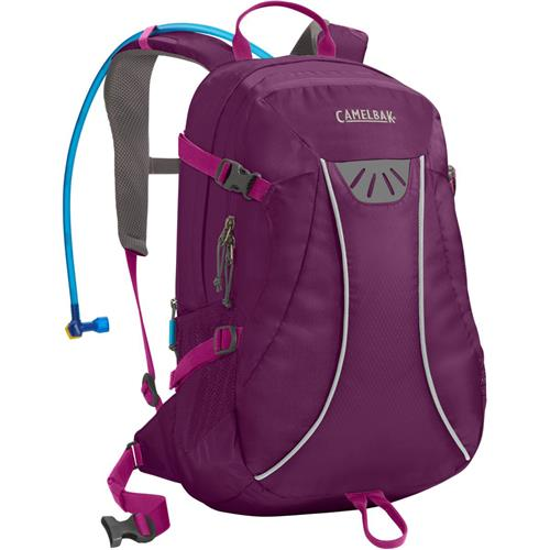 CamelBak Helena 100 oz. Hydration Pack for Women Dark Purple