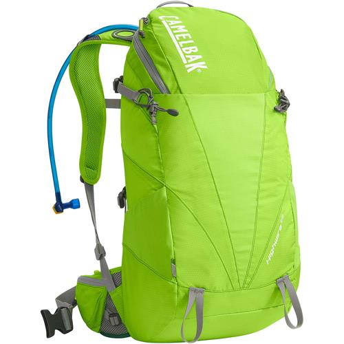 CamelBak High Wire 100 oz. Hydration Pack Jasmine Green - discontinued color